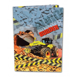 BOX na sešity A4 Emipo Builder