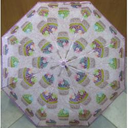 Deštník skládací Perletti 25915 muffiny