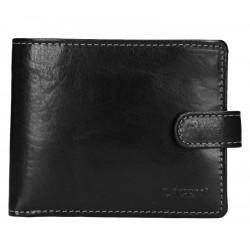 Pánská kožená peněženka Lagen 1036/T černá