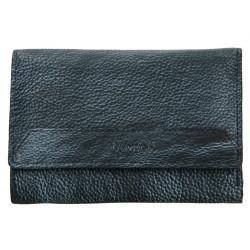 Dámská kožená luxusní peněženka Lagen LG-11/D charcoal
