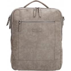 Enrico Benetti taška batoh 66516 mid grey