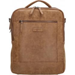 Enrico Benetti taška batoh 66516 camel