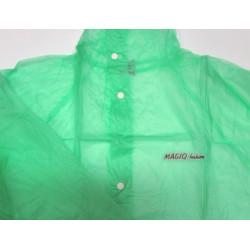 Pláštěnka Magiq 808-1 vel.146 zelená