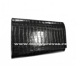 Kabelka společenská SendiDesign R-05-1 černá