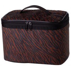 DUP kufr kosmetický 230804-006 černohnědý