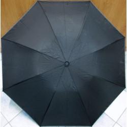 Deštník plně automatický Blue Drop A602UC černý
