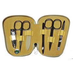 DUP manikúra 230402-002 zlutá