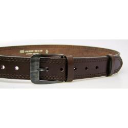 Opasek kožený Penny Belts 02-2PR-40 hnědý