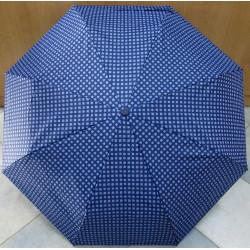 Deštník skládací Cabrio 307 modrý