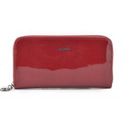 Carmelo dámská kožená peněženka 2111F bordó
