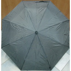 Deštník skládací automatický (EB) Mini Max LGF 260/8116 šedý
