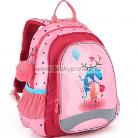 Dětský batoh Topgal SISI 21024 G