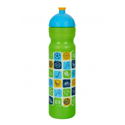 Zdravá lahev 1 l Aktivity