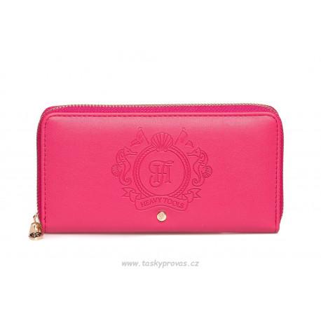 Peněženka Heavy Tools Emerset21 pink