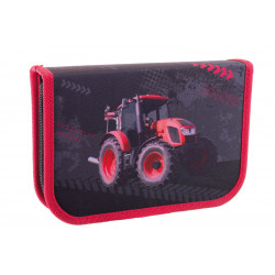 Školní penál Stil jednopatrový Tractor