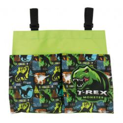 Školní kapsář na lavici Stil T-rex