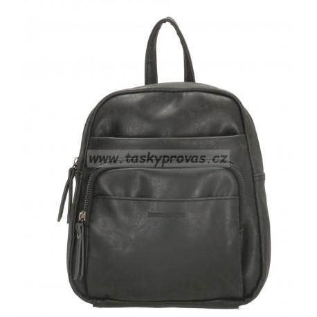 Enrico Benetti malý kabelkový batoh 66903 black