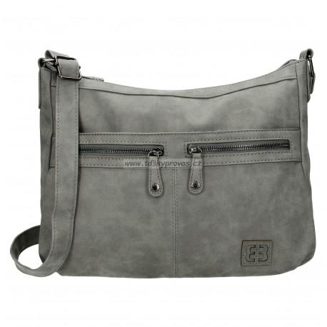 Enrico Benetti 66105 kabelka mid grey