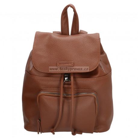 Enrico Benetti kabelkový batoh 66564 cognac