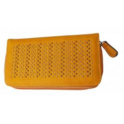 Dámská peněženka DD Melanie 242PC žlutá