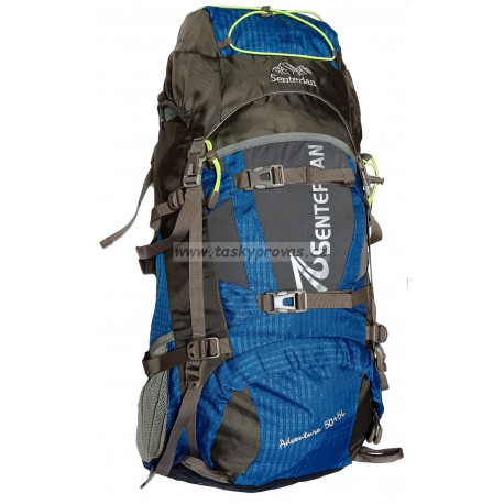 Axon Senterlan Adventure 50+5L modrý