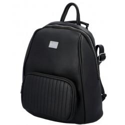 Kabelkový batůžek Tessra Milano 4899 black