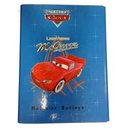Box na sešity A5 Cars P + P Karton 733 modré