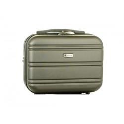 Cestovní taška kosmetická Airtex Worldline 531 tm.šedá