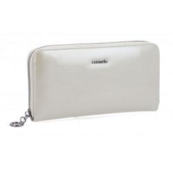 Carmelo dámská kožená peněženka 2111G krémová