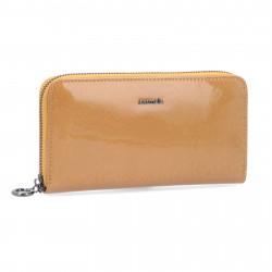 Carmelo dámská kožená peněženka 2111H žlutá