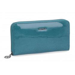 Carmelo dámská kožená peněženka 2111H modrá