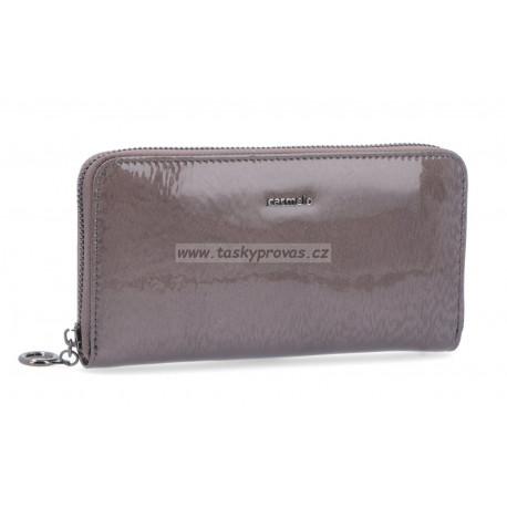 Carmelo dámská kožená peněženka 2111H taupe
