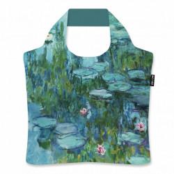 taška Ecozz Water Lilies Monet