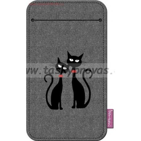 Pouzdro na telefon - Dvě Kočky 820-5
