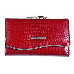 Peněženka dámská kožená Jennifer Jones 5245-2 red