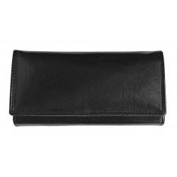Dámská kožená peněženka Talacko LVT 1755 black