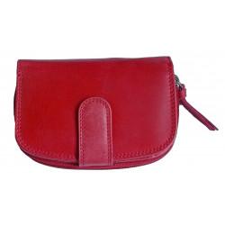 Dámská kožená peněženka Talacko 9810 red