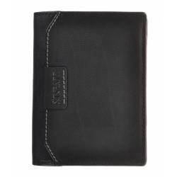 Pánská kožená peněženka Segali 51092 black