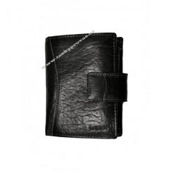 Kožená luxusní peněženka Lagen 3808/T černá