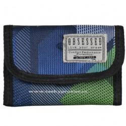 Peněženka textilní OBSESSED