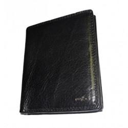 Pánská kožená luxusní peněženka Cosset 4402 Unno černá