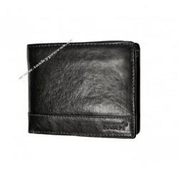 Pánská kožená peněženka Lagen 1996/T černá